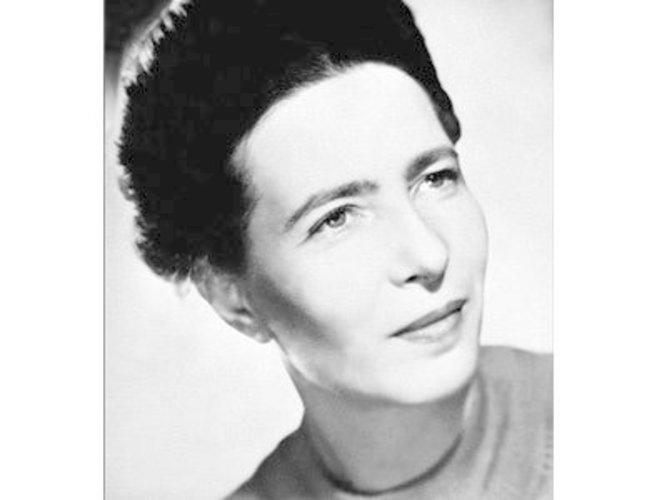 Simone de Beauvoir adoptierte eine erwachsene Frau
