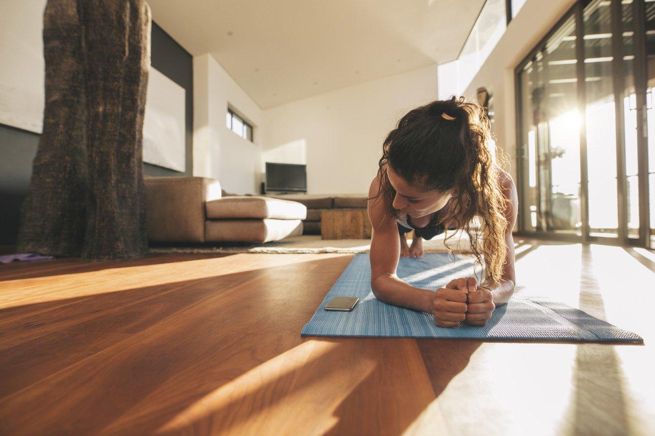 Mit Yoga-App zur digitalen Entspannung