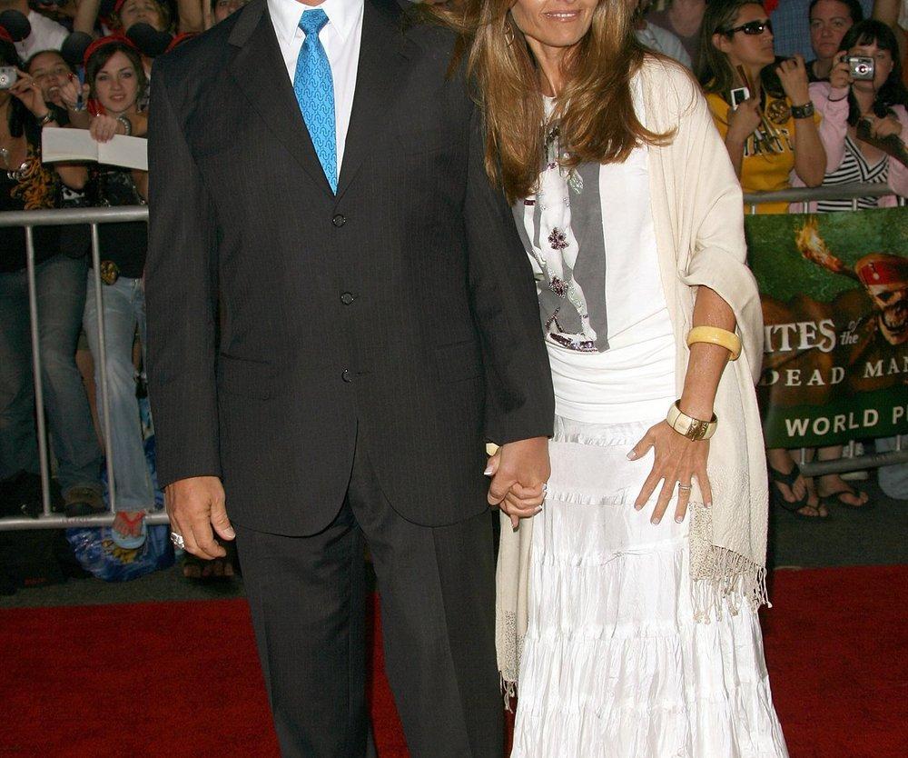 Arnold Schwarzenegger: Versöhnung mit Maria?
