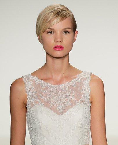 Brautfrisuren für kurze Haare - Styles | erdbeerlounge.de