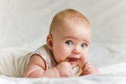 14 Wochen altes Baby