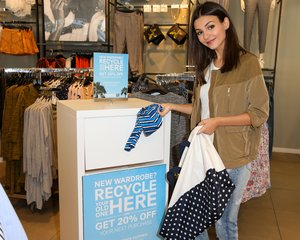 H&M Recycling Altkleider