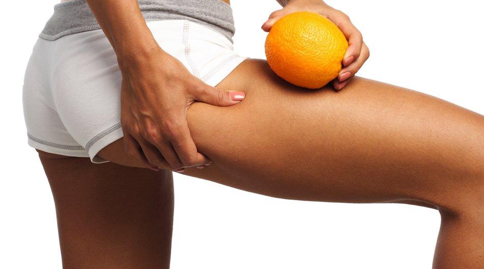 Dry Brushing gegen Cellulite