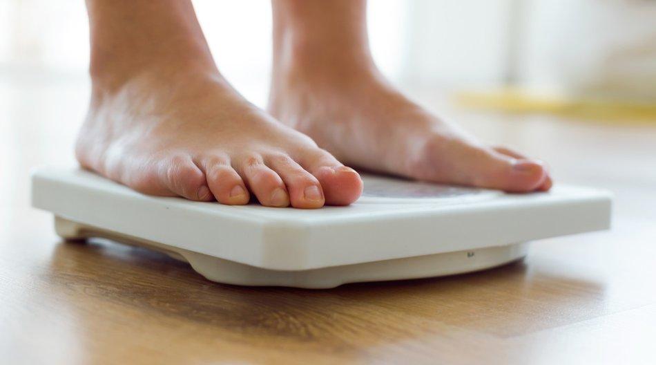 Pille absetzen Gewicht