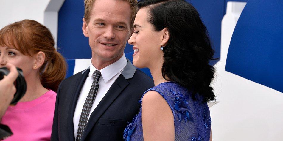 Neil Patrick Harris: Sushi-Date mit Katy Perry