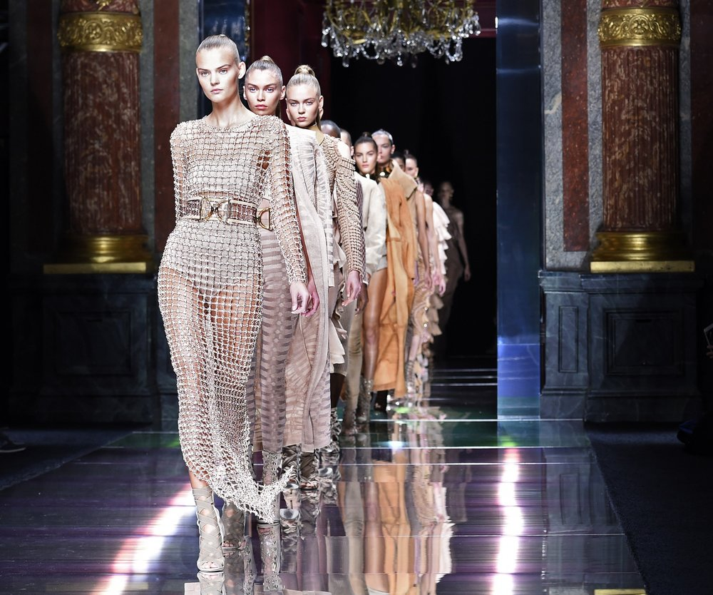 Paris Fashion Week 2015: Balmain