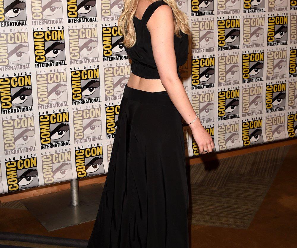Jennifer Lawrence: Hat sie sich mit Chris Martin verlobt?