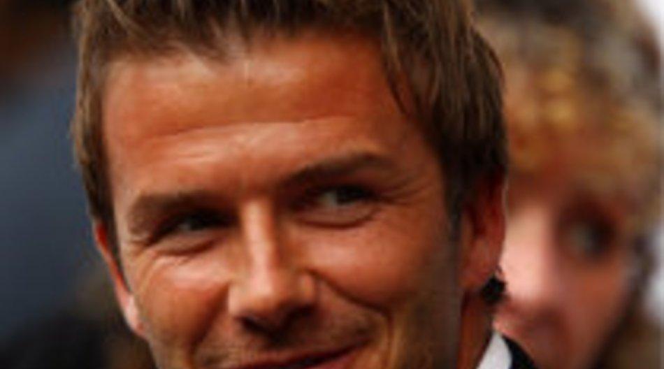 David Beckham: Weiterer Nachwuchs