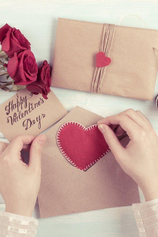 Valentinstag Geschenk Selber Machen 11 Einfache Diy Ideen