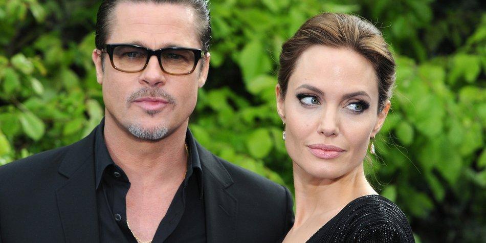 Angelina Jolie und Brad Pitt zeigen sich experimentierfreudig