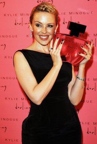Kylie Minogue: Sängerin