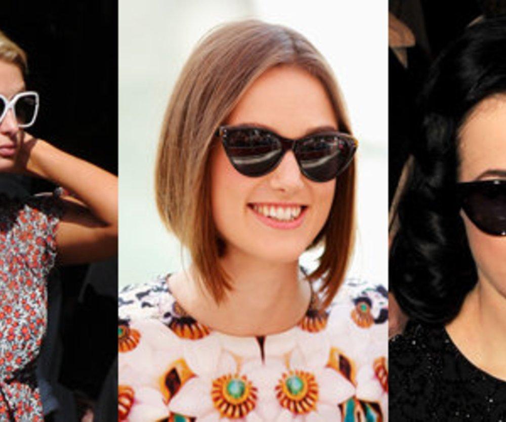 Sonnenbrillen für den Sommer 2012