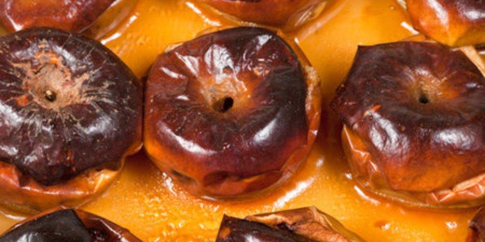 Bratapfel im Backofen