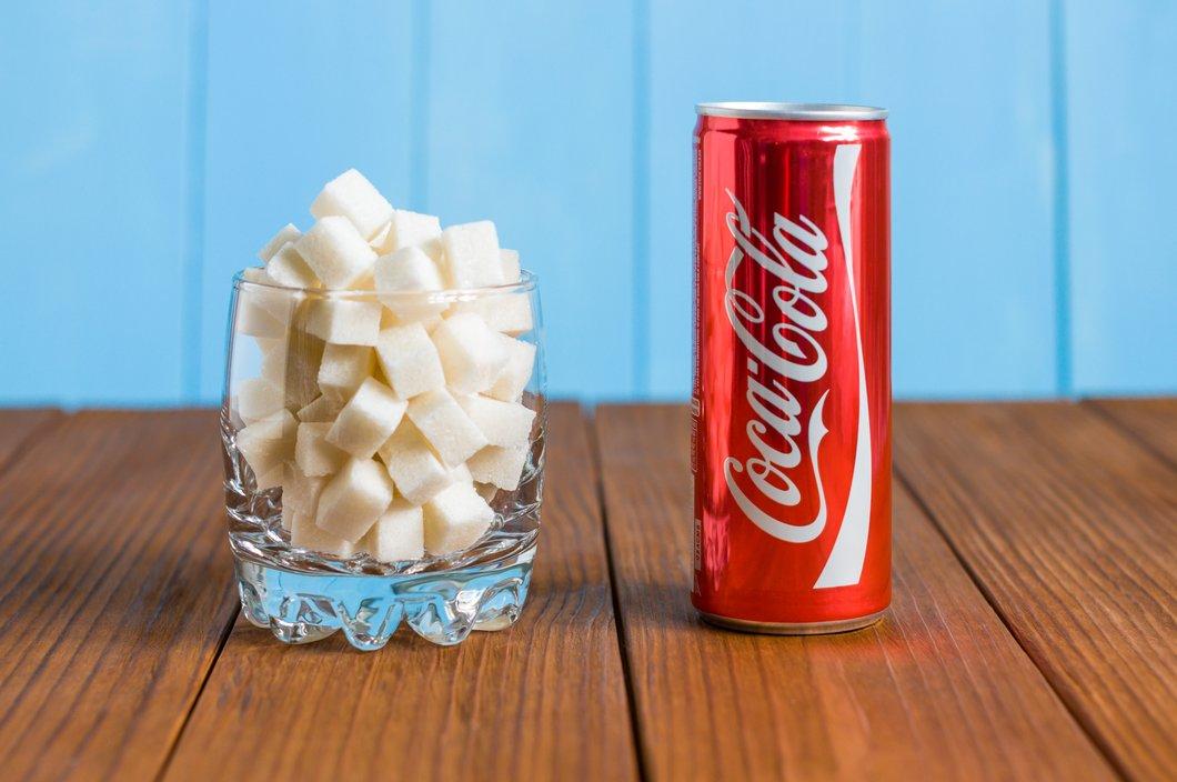 Cola trinken nur Dumme