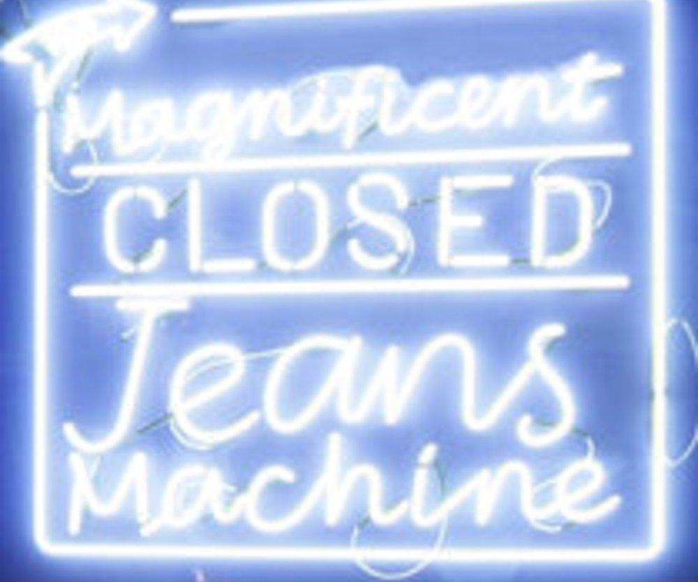 Zukünftiger Trend: Jeans aus dem Automaten ziehen!