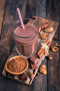 Stress bewältigen Lebensmittel Kakao