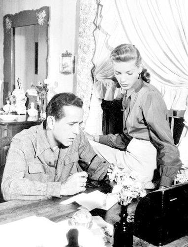 Casablanca mit Humphrey Bogart