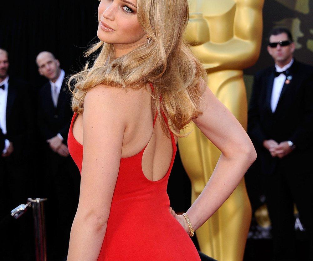Jennifer Lawrence hat Angst vor den Oscars!