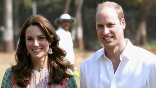 Kate Middleton und Prinz William Chris Jackson GettyImages-520201404