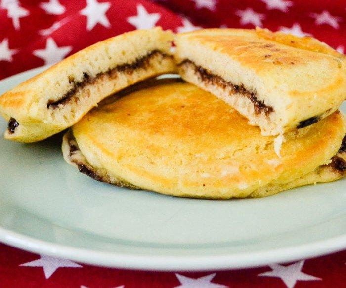 Foodblogger_Leberkaessemmel und mehr_Chocolate Pancakes_Artikelbild