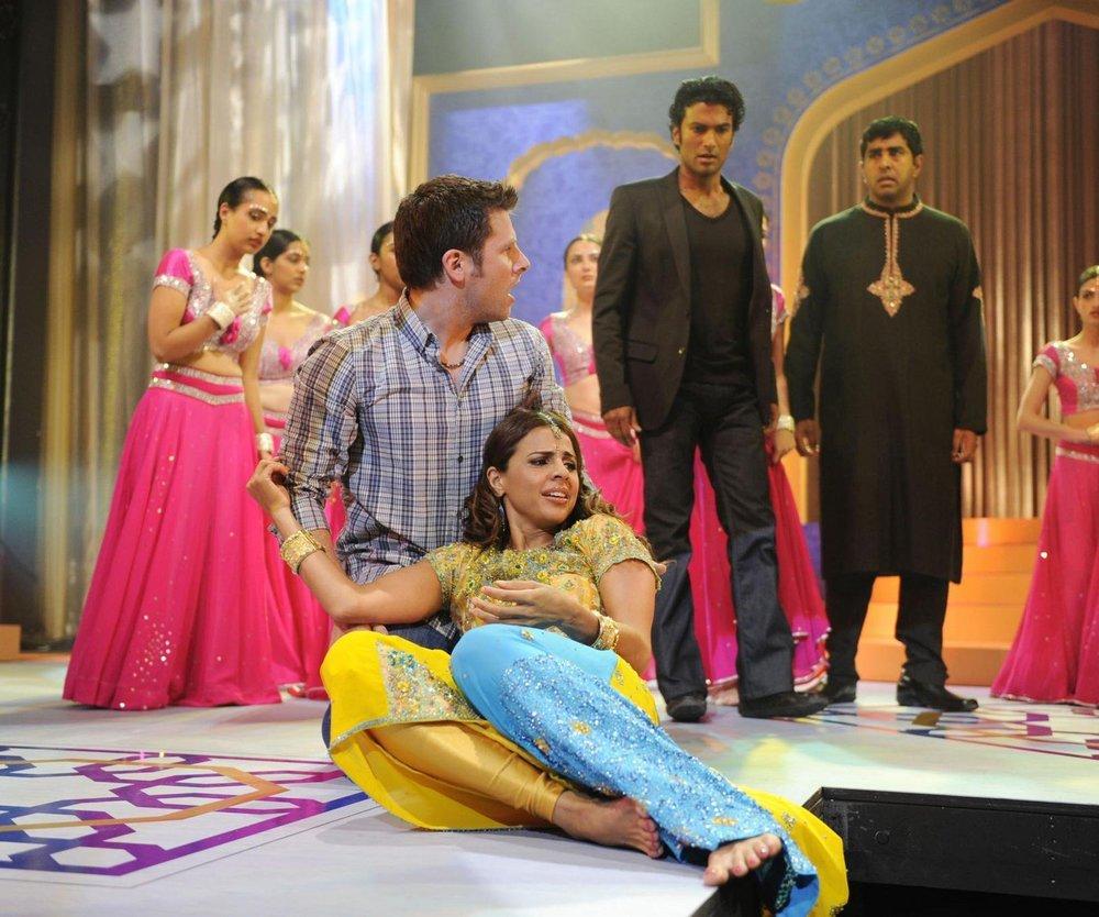 Psych: Bollywood Love - Töte und denke nur an morgen