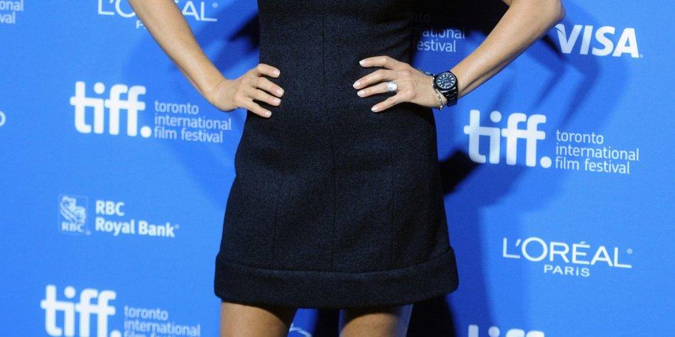 Jennifer Aniston: Liebe geht durch den Magen