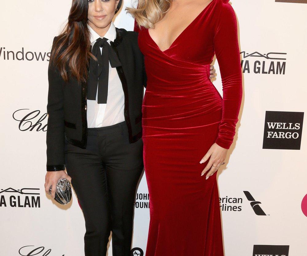 Kourtney Kardashian: Scott feiert mit ihrer Schwester