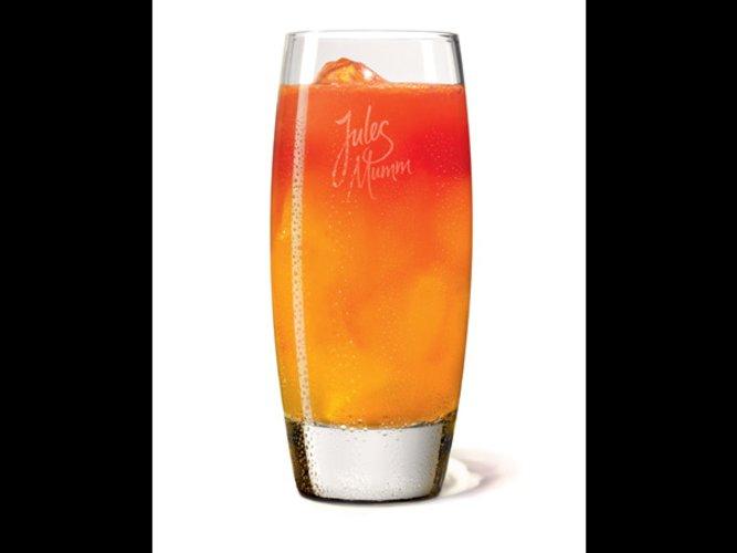 Jules Mumm Sunset