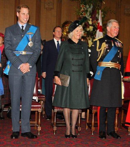 Prinz William ist stolzer Engländer