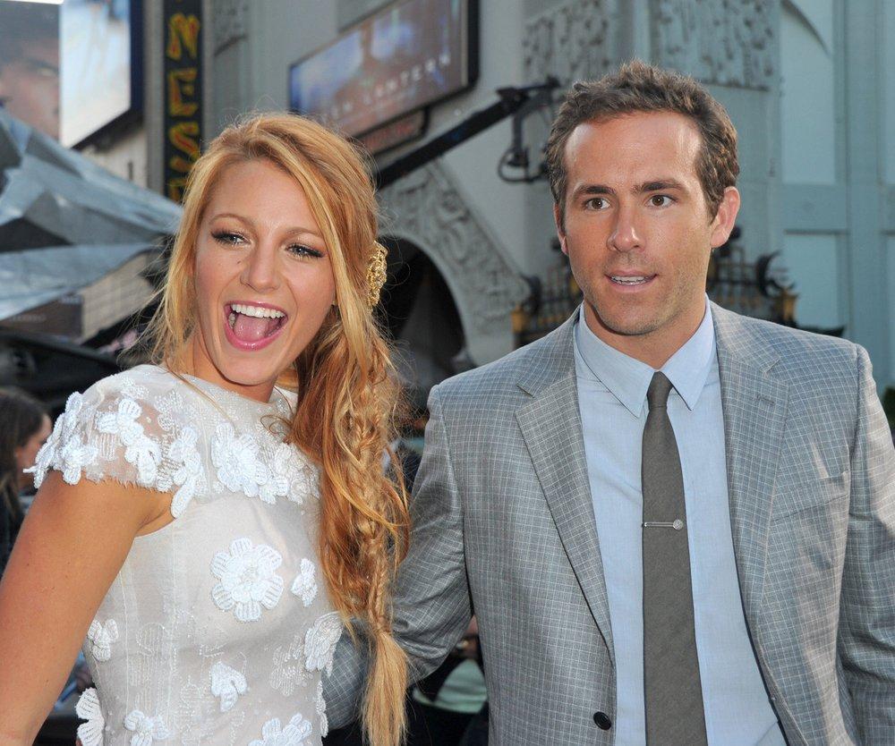 Blake Lively und Ryan Reynolds zeigen Hochzeitsbilder!