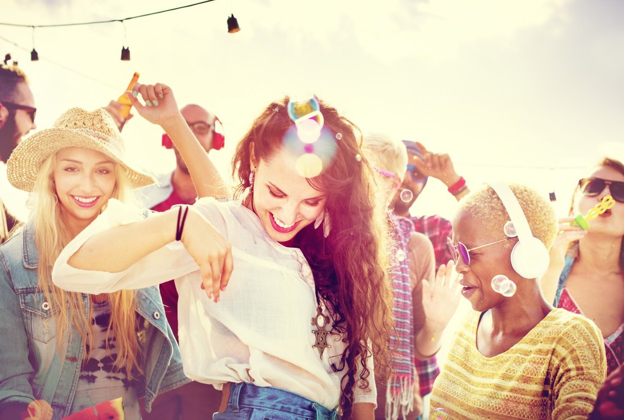 Sommerhits Party