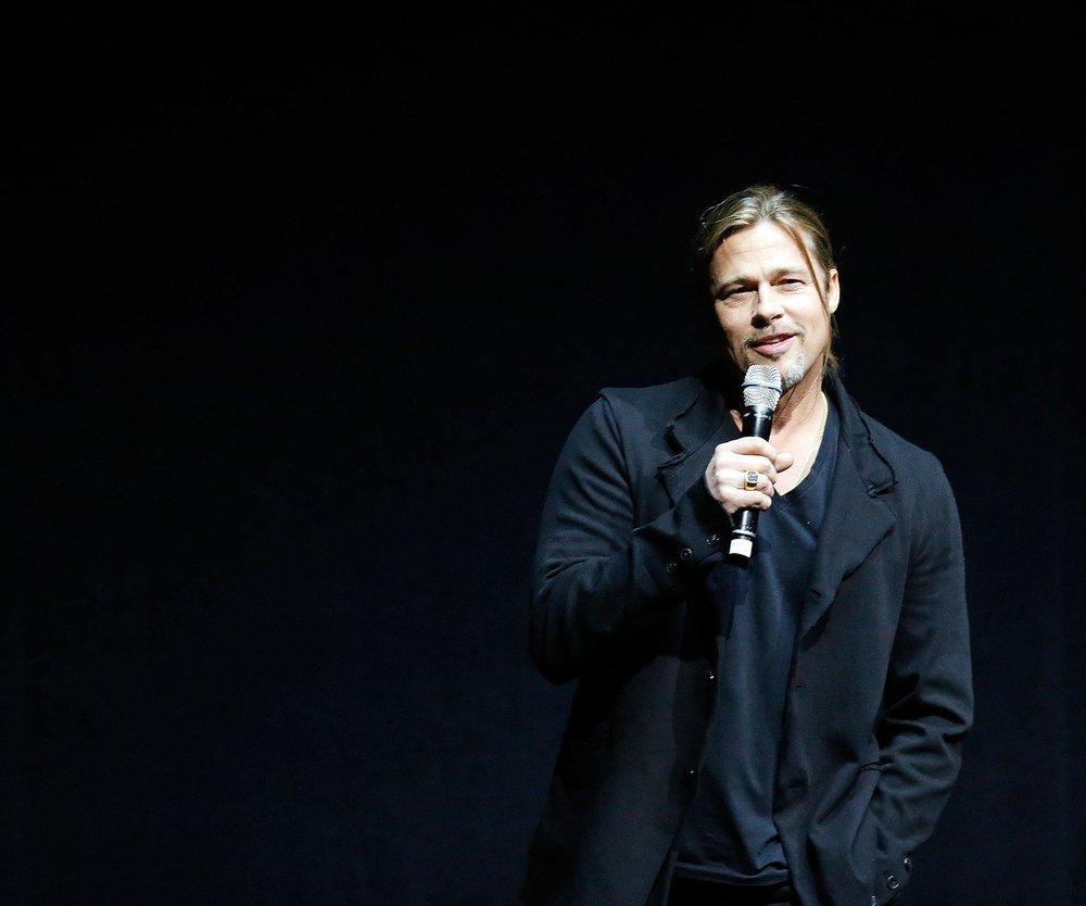 Brad Pitt war während seiner Ehe mit Jennifer Aniston unglücklich