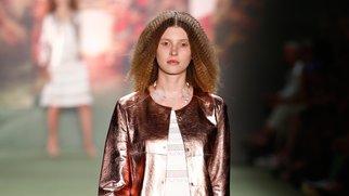 Fashion Week Berlin: Marc Cain zeigt cleane Hippielooks