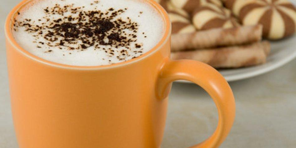 Schokolade: Die Tasse macht's!