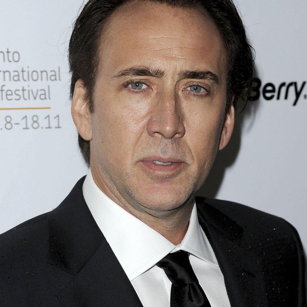 Nicolas Cage verliebt in Berlin