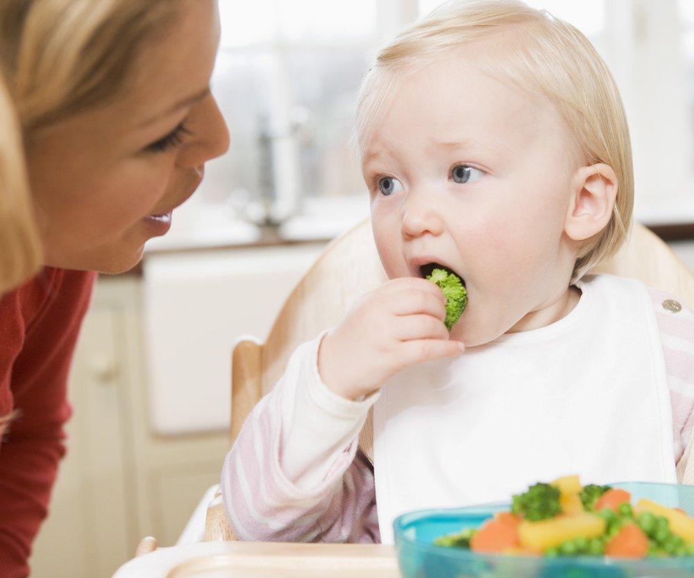 Baby-led weaning: Beikost einführen leicht gemacht