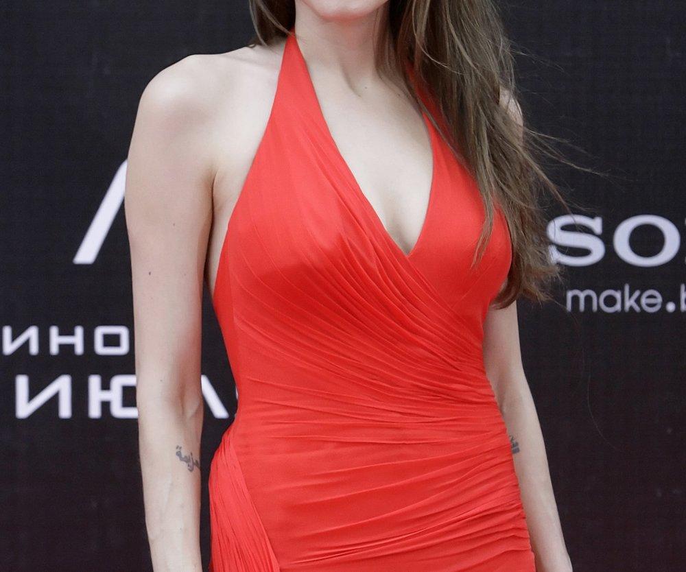 Angelina Jolie: Stress mit der Schwiegermutter!
