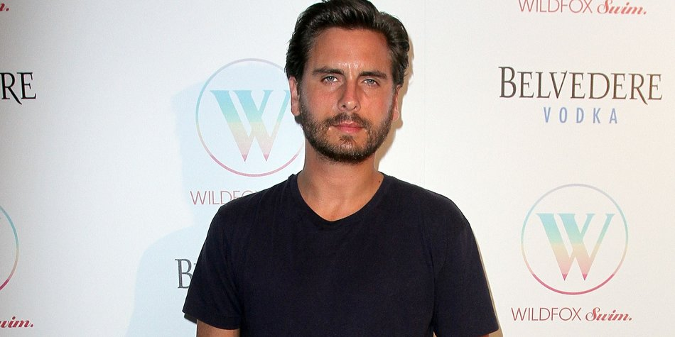 MIAMI BEACH, FL - JULY 21: TV personality Scott Disick attends the Wildfox Swim Cruise 2014 show at Soho Beach House on July 21, 2013 in Miami Beach, Florida. (Photo by John Parra/Getty Images for Wildfox)
