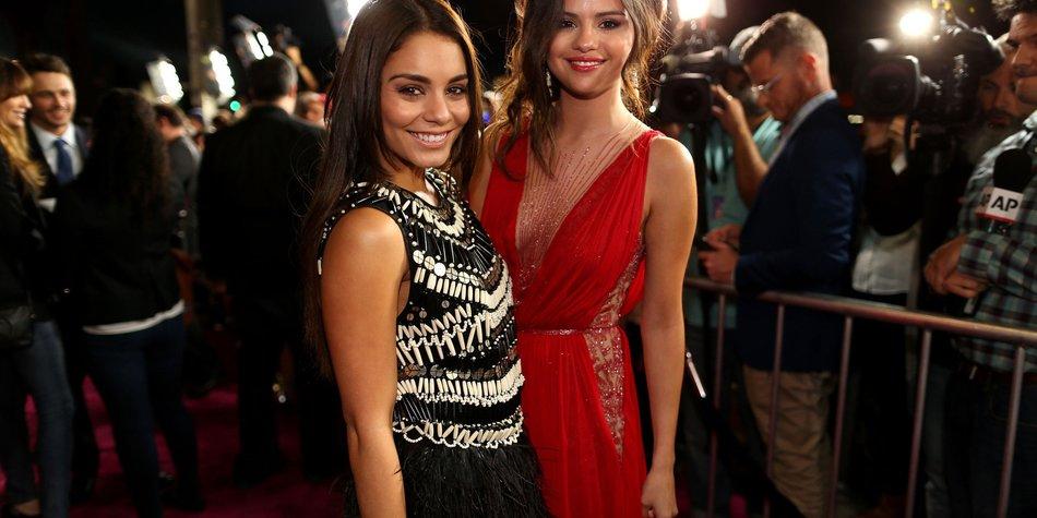 Selena Gomez und Vanessa Hudgens: Flotter Dreier und Drogenszenen