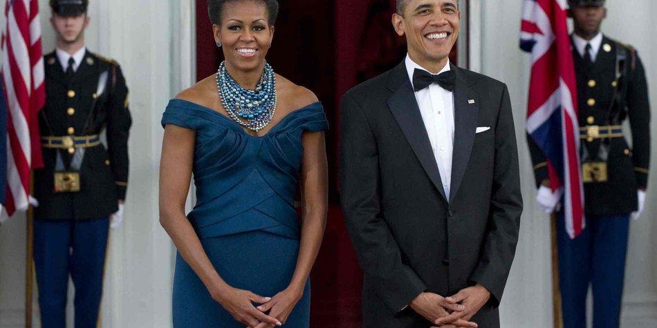 Michelle Obama hat ein drittes Kind