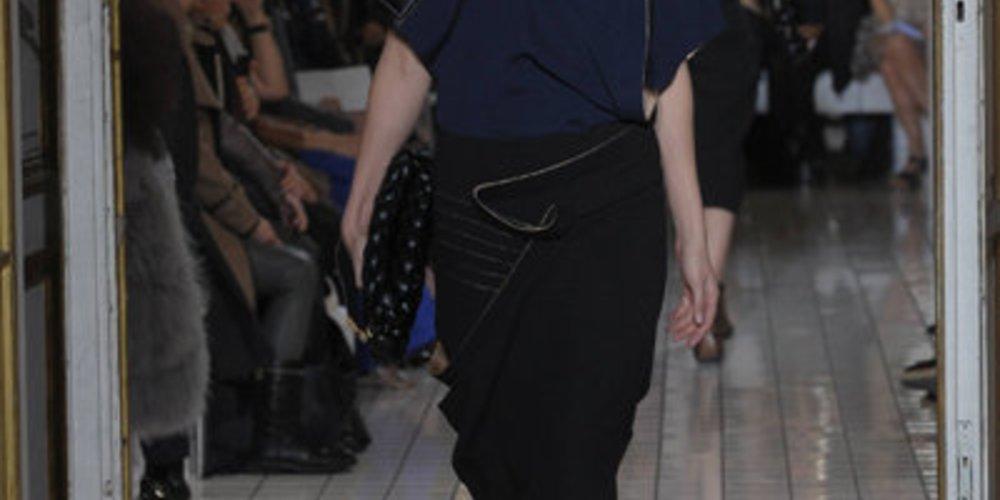 Fall/Winter 2011 Paris Fashion Week Balenciaga