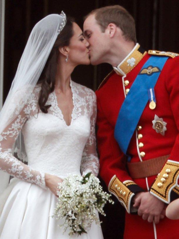 Kate Middleton und Prinz William gibt es bald als Barbies von Matell.