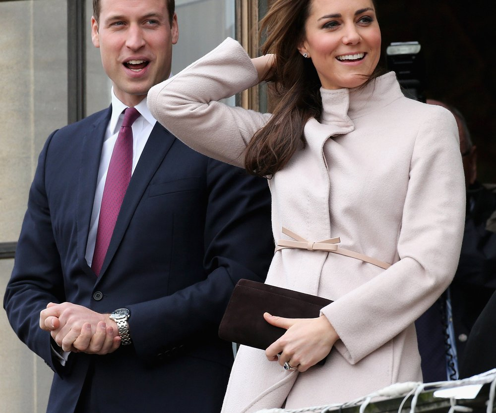 Kate Middleton und Prinz William: Bald wieder in London!