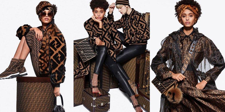 Fendi Muster Trend 2018