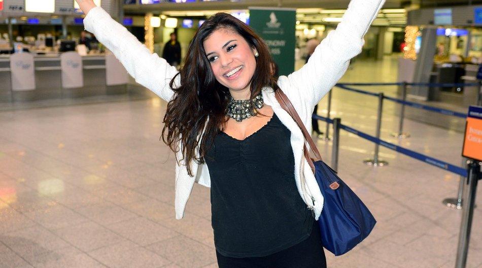 Tanja Tischewitsch ist wieder frei
