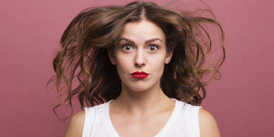 Fliegende Haare Bändigen Mit Diesen Tipps Klappts Desiredde