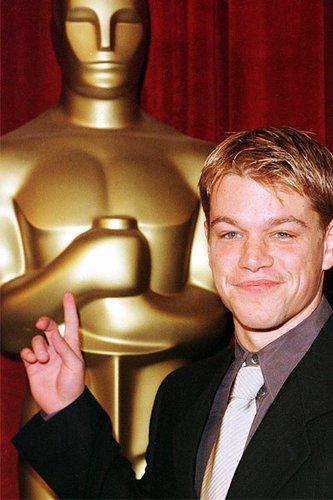 Matt Damon: Oceans Eleven-Schauspieler