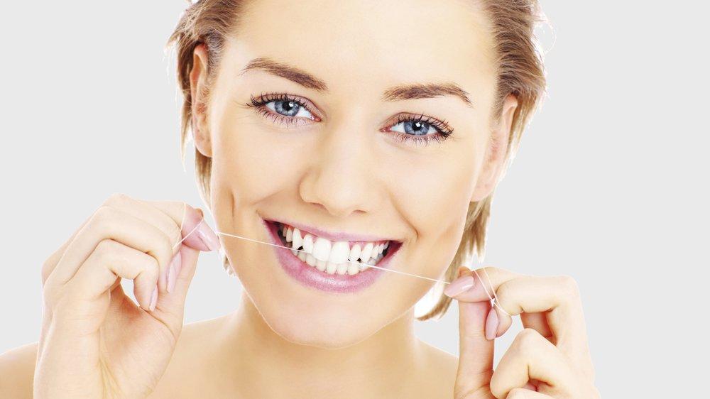 Mundpflege für ein gesundes Mundklima