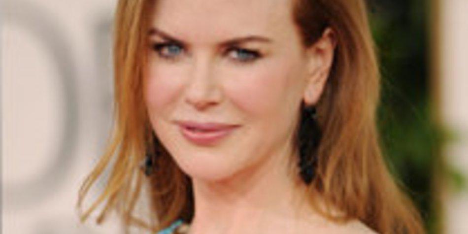 Nicole Kidman: Kein Problem mit Nacktszenen
