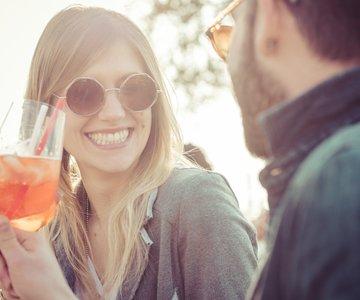 Fünf Dating-Regeln